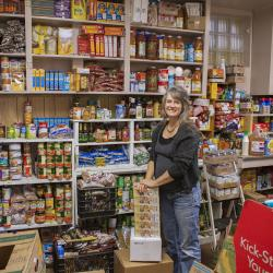 Burlington Food Pantry