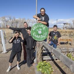 Antonito Community Garden Group