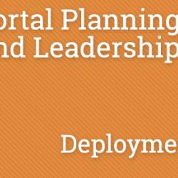 PPKC - Planning and Leadership - Deployment