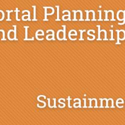 PPKC - Planning and Leadership - Sustainment