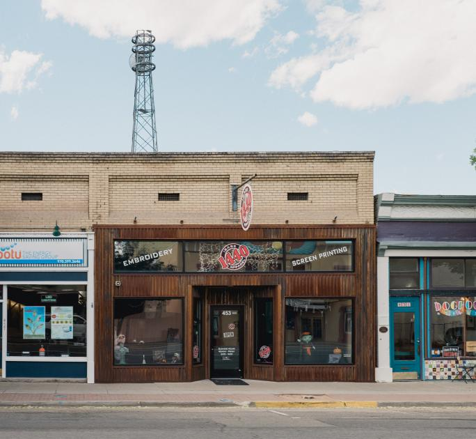 Delta County, CO storefronts